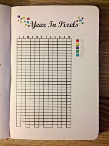 Shocking image regarding year in pixels printable